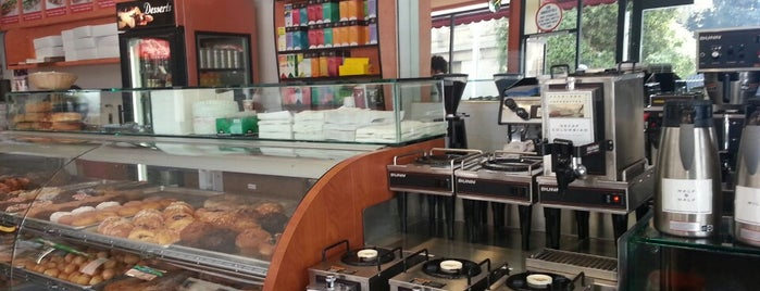 Latte Express is one of San Fran.