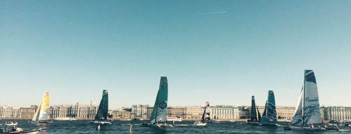 Extreme Sailing Series is one of Наталья's Liked Places.