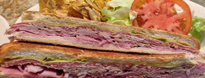 Columbia Cafe is one of Hidden Treasures of Tampa Bay.