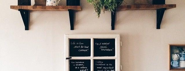 Block Coffee Room is one of Pecs.