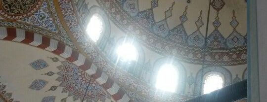 Emin Ali Paşa Camii is one of สถานที่ที่ ESRA👑 ถูกใจ.