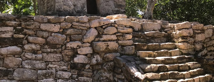 Zona Arqueologica is one of Cancun.