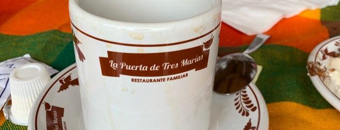 La Puerta de Tres Marias is one of Posti che sono piaciuti a Paulina.