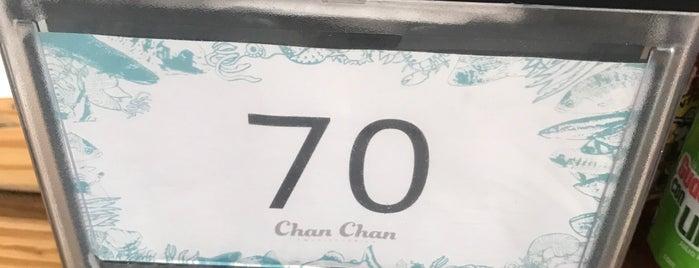 Chan Chan is one of Alethia 님이 좋아한 장소.