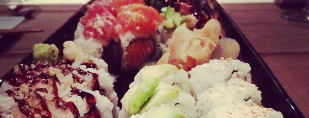 Basara Sushi Pasticceria is one of Milan - Dinner.