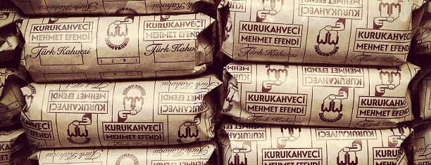 Kurukahveci Mehmet Efendi Mahdumları is one of Best Coffee Points.