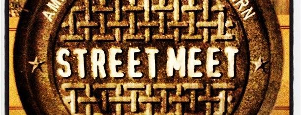 Street Meet is one of Christen 님이 좋아한 장소.
