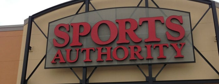 Sports Authority is one of Disney 2015.
