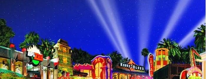 Disney Springs West Side is one of Disney Springs.