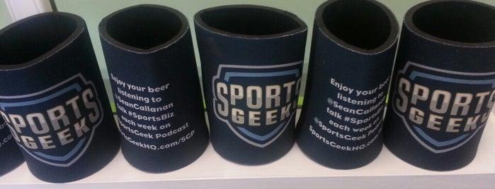 Sports Geek is one of Posti che sono piaciuti a Josh.