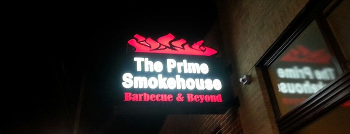 The Prime Smokehouse is one of T&L.