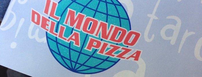 Il Mondo Della Pizza is one of Montevideo.