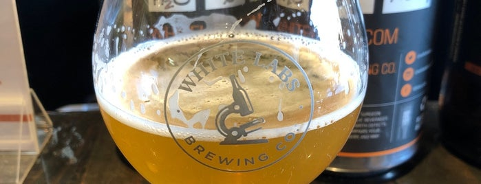 White Labs Brewing Co. is one of San Diego: Underground and Over Delivered.