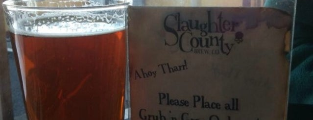 Slaughter County Brewing Co. is one of Bremerton.