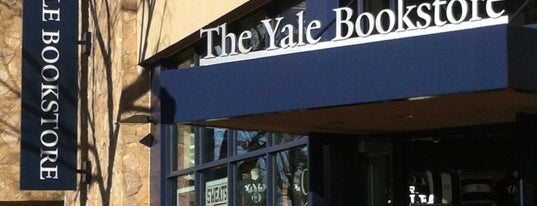 Yale University Bookstore is one of NE road trip.