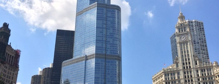 Chicago Architecture Foundation River Cruise is one of Seanさんのお気に入りスポット.