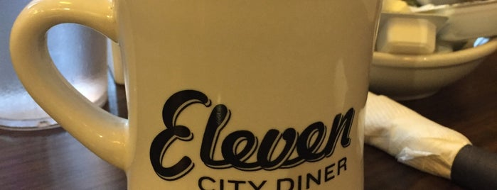 Eleven City Diner is one of Seanさんのお気に入りスポット.