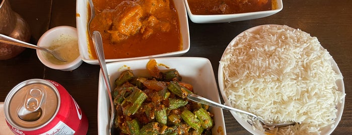 Angel Indian Restaurant is one of Date ideas.