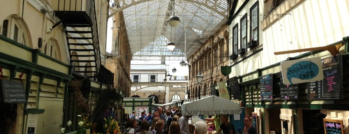 St. Nicholas Market is one of Bristol.