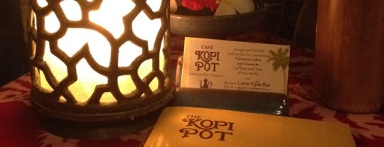 Restoran Kopi Pot is one of Outseas.