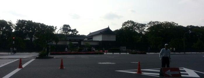 大手門交差点 is one of Tokyo・Kanda・Kudanshita.