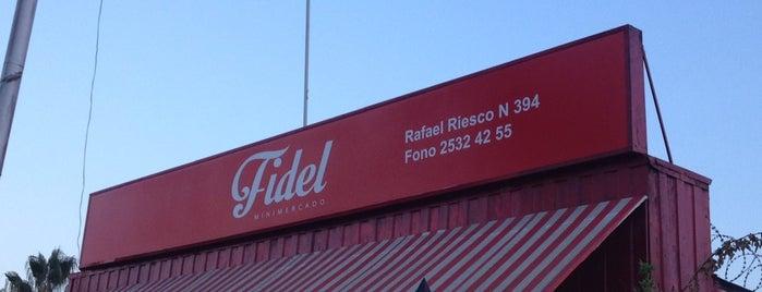De Fidel is one of สถานที่ที่ Paola ถูกใจ.