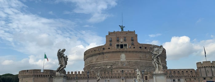 Museo Castel Sant'Angelo is one of ROME - ITALY.