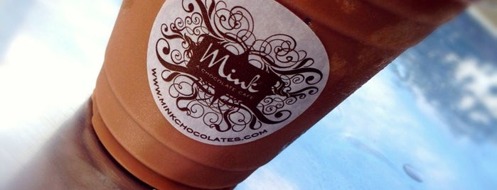 Mink Chocolate and Coffee is one of Culinary Destinations.