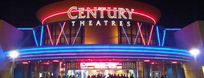 Century Theatre is one of Alden 님이 좋아한 장소.