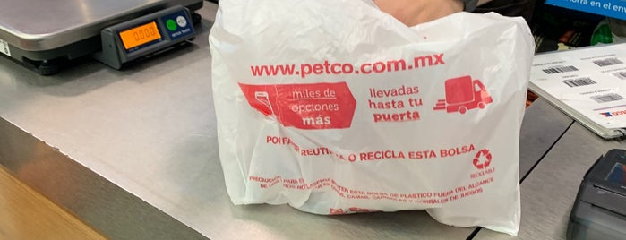 Petco is one of Mexico City, Mexico.