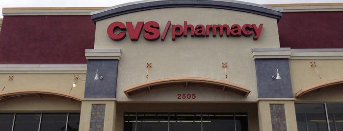 CVS pharmacy is one of Lieux qui ont plu à Pedro.