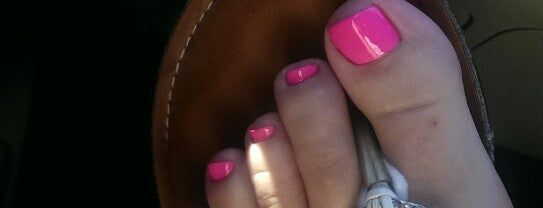 South Tampa Nails is one of Lugares  Especiais.