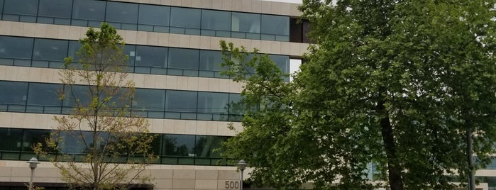 Bill & Melinda Gates Foundation is one of Seattle.