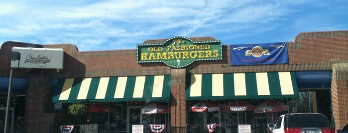 JG's Old Fashioned Hamburgers is one of Hungry in the DTX (Dallas, Tx area).