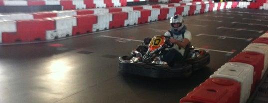 Sky Karting is one of Locais curtidos por Slysoft.