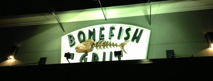 Bonefish Grill is one of Florida.
