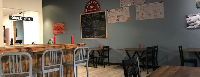Burger Craft is one of Top 10 Burgers - Orlando.