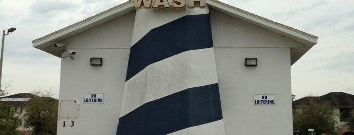Lighthouse Point Car Wash is one of Orte, die Bob gefallen.