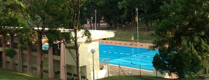 USM Swimming Pool is one of Lugares guardados de Animz.