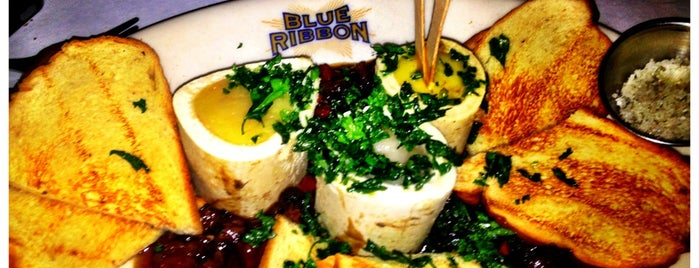 Blue Ribbon Brasserie is one of NYC Faves.