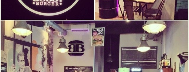 Bobby Burger is one of Hipster Places in Warsaw.