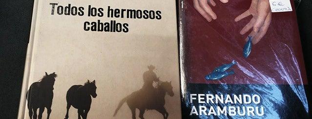 Códice libros is one of Rincones de Málaga.
