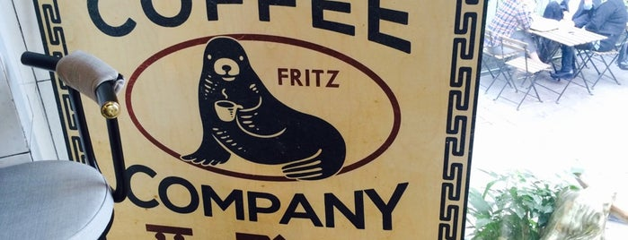 Fritz Coffee Company is one of Good for your Seoul.