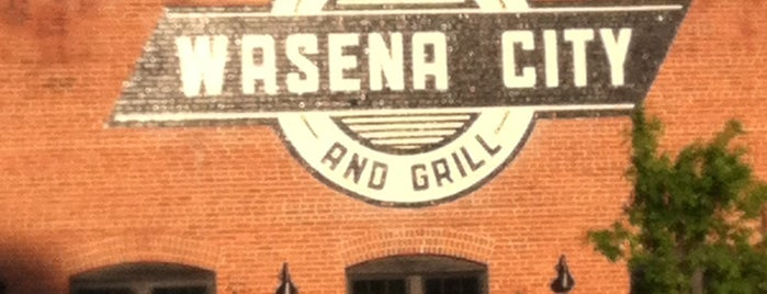 Wasena City Tap Room & Grill is one of Virginia.