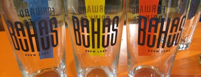 Bauhaus Brew Labs is one of Tap Rooms / Breweries in the Greater MN Area.