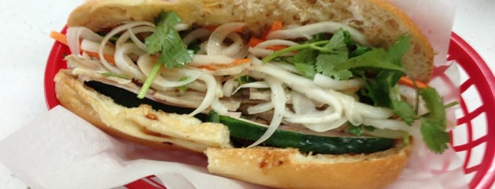 Bánh Mì Nha Trang is one of Orlando Best Eats.