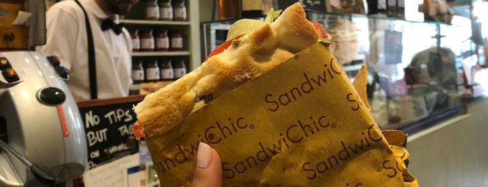 Sandwichic is one of Florence 2019.