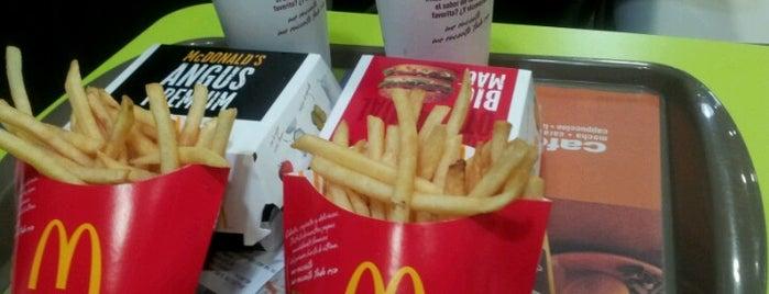 McDonald's is one of Orte, die Edwulf gefallen.