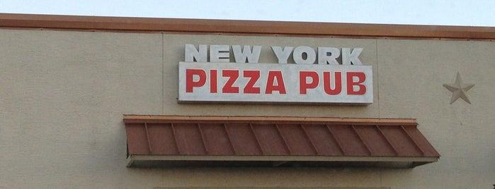 New York Pizza Pub is one of Posti che sono piaciuti a Ryan&Karen.