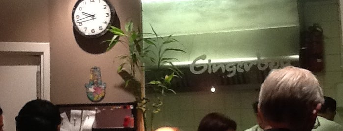 Gingerboy Take Away is one of De cena.